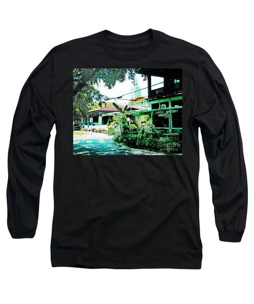 Capitol Grocery Spanish Town Baton Rouge Long Sleeve T-Shirt