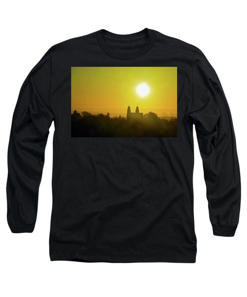 Capitol Hill Sunrise Too Long Sleeve T-Shirt