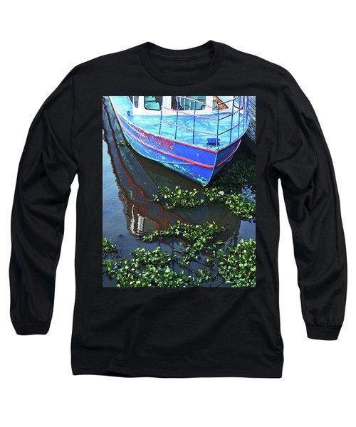 Cap'n Tee Henderson Swamp Long Sleeve T-Shirt