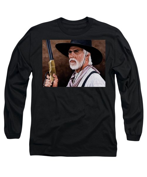 Captain Woodrow F Call Long Sleeve T-Shirt