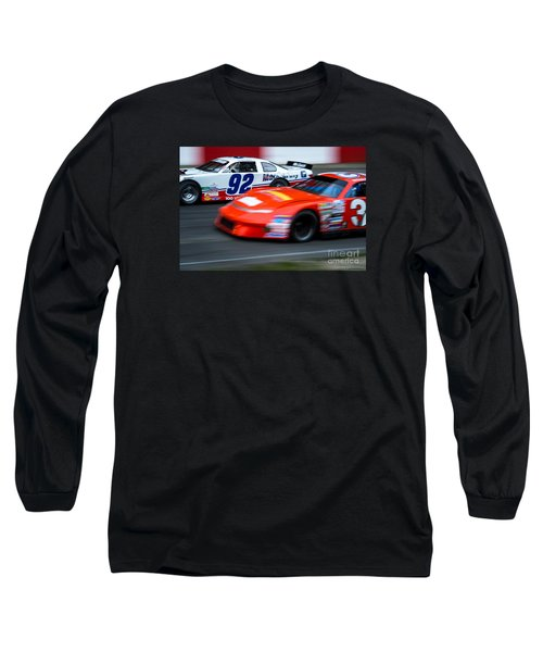 Car 92 Passes The Competition Long Sleeve T-Shirt