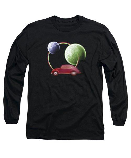 Car Space  Long Sleeve T-Shirt