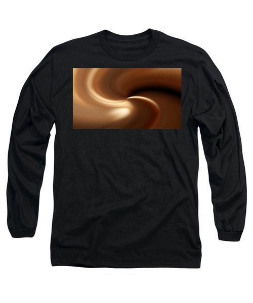 Caramel Long Sleeve T-Shirt