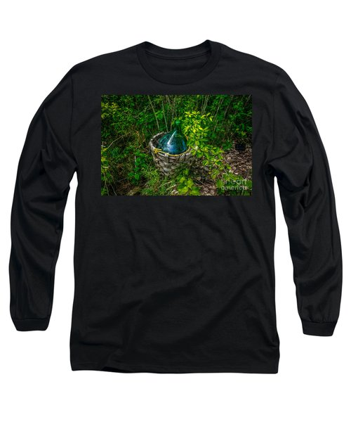 Carboy In A Basket Long Sleeve T-Shirt