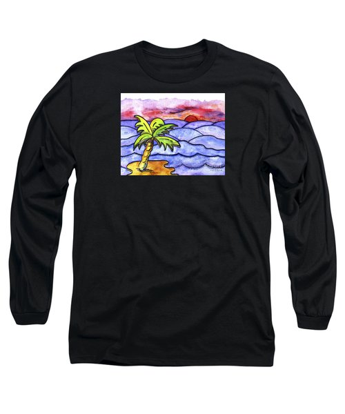 Rolling Seas Long Sleeve T-Shirt
