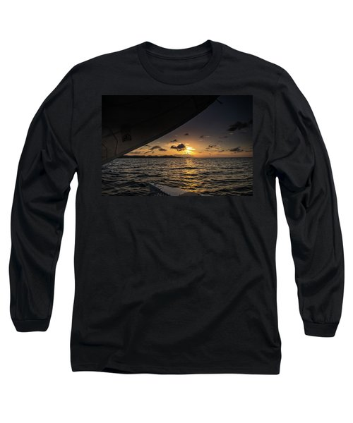 Caribbean Sail St Croix Long Sleeve T-Shirt
