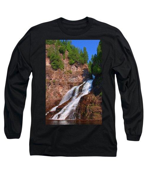 Caribou Falls Long Sleeve T-Shirt