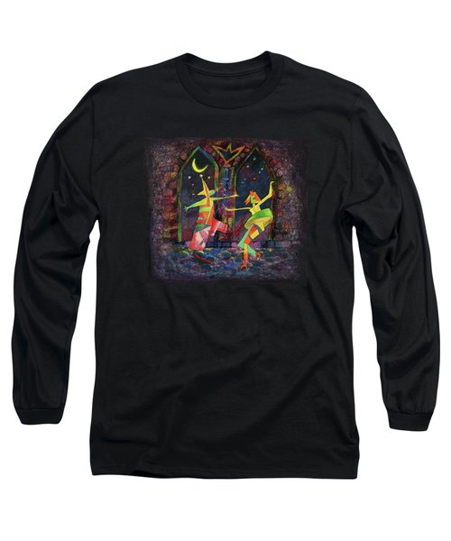 Carnival Dance Long Sleeve T-Shirt