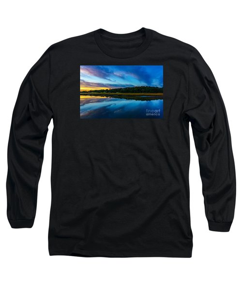 Carolina Long Sleeve T-Shirt by David Smith