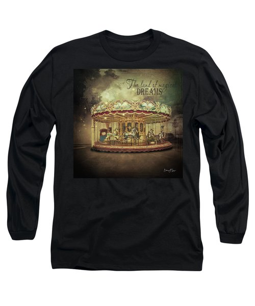Carousel Dreams Long Sleeve T-Shirt