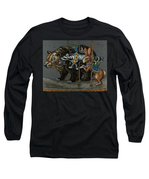 Carousel Kids 4 Long Sleeve T-Shirt