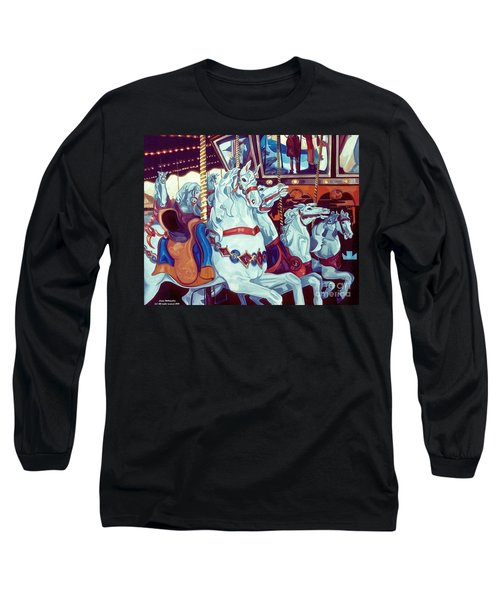 Carousel Long Sleeve T-Shirt
