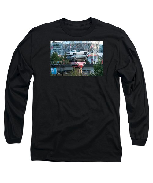 Cars In The Air Long Sleeve T-Shirt