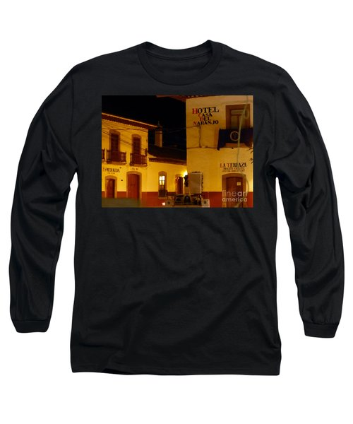 Casa Del Naranjo Long Sleeve T-Shirt