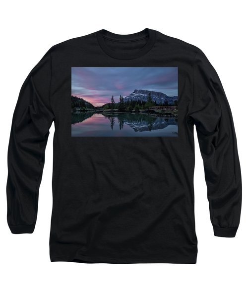 Cascade Ponds Sunrise Long Sleeve T-Shirt