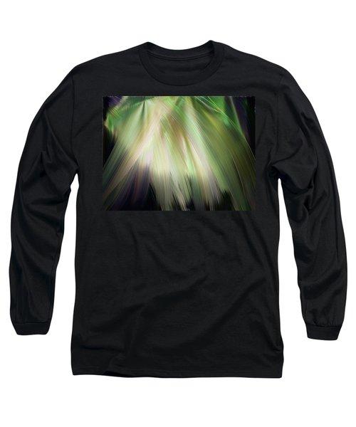 Casting Light Long Sleeve T-Shirt by Karen Nicholson