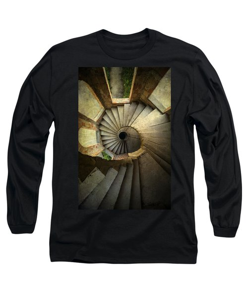 Castle Of Unfinished Dreams Long Sleeve T-Shirt