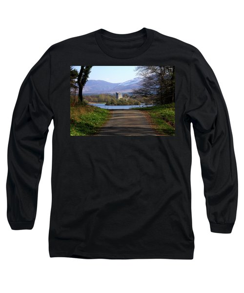 Castle On The Lakes Long Sleeve T-Shirt