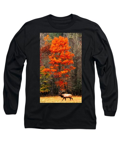 Cataloochee Color Long Sleeve T-Shirt