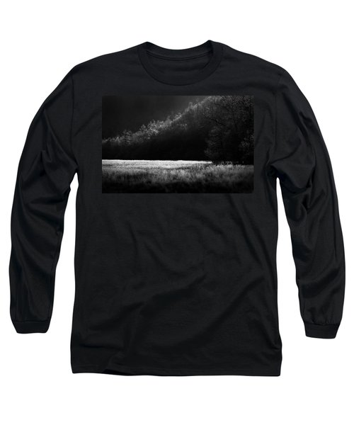 Cataloochee Morning Long Sleeve T-Shirt