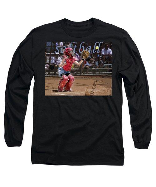 Catch It Long Sleeve T-Shirt by Kelley King