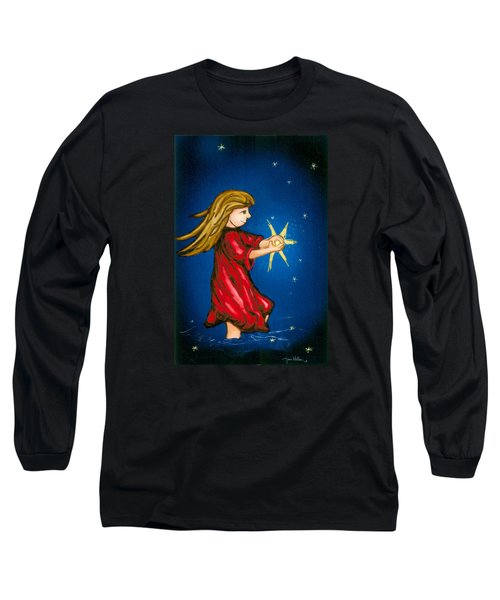 Catching Moonbeams Long Sleeve T-Shirt