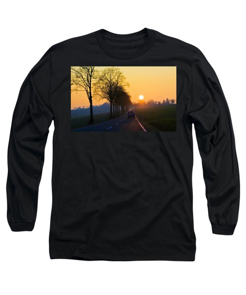 Catching The Sun Long Sleeve T-Shirt