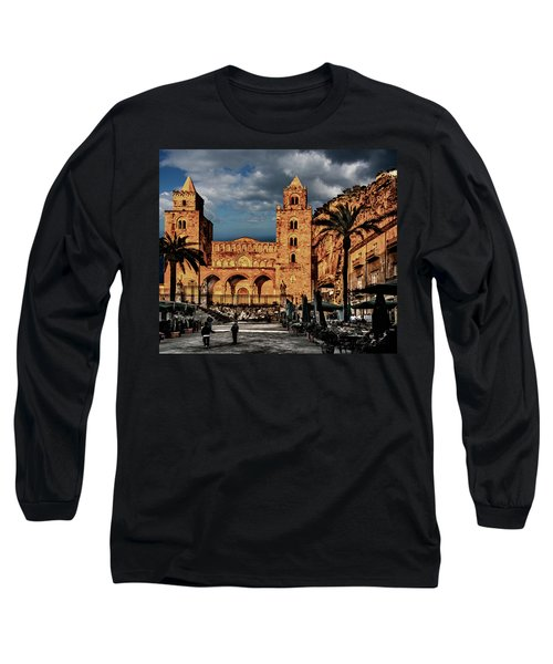 Cathedral  Long Sleeve T-Shirt by Patrick Boening