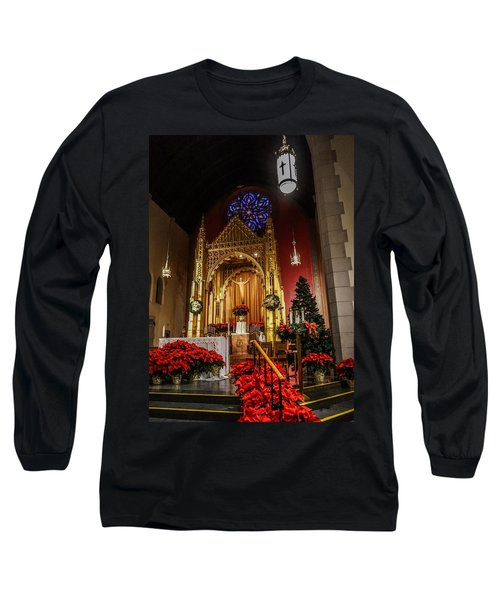 Catholic Christmas Long Sleeve T-Shirt