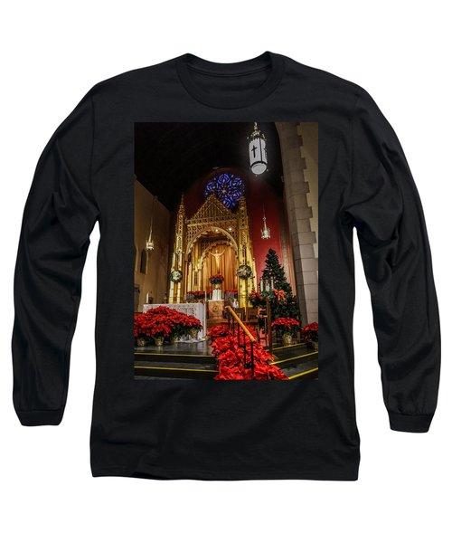 Catholic Christmas Long Sleeve T-Shirt
