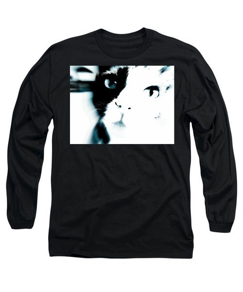 Cattitude Long Sleeve T-Shirt