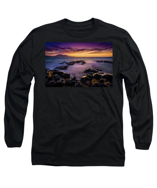 Ceapabhal And Traigh Mohr, Isle Of Harris Long Sleeve T-Shirt