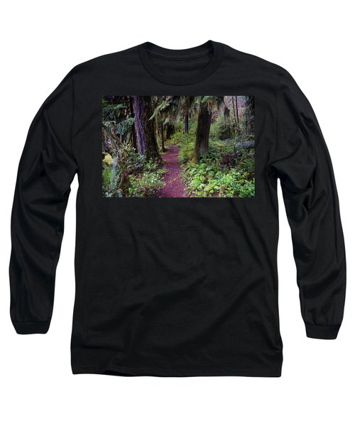 Cedar Creek Trail #3 Long Sleeve T-Shirt