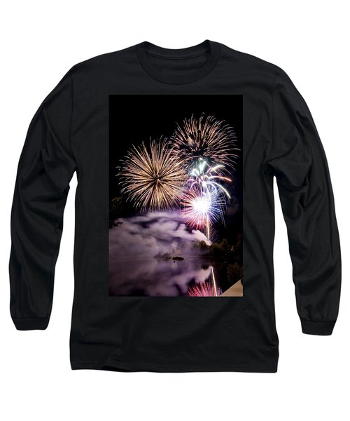 Celebration Long Sleeve T-Shirt by Greg Fortier