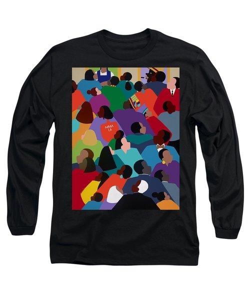 Celebration Maaa-la Long Sleeve T-Shirt