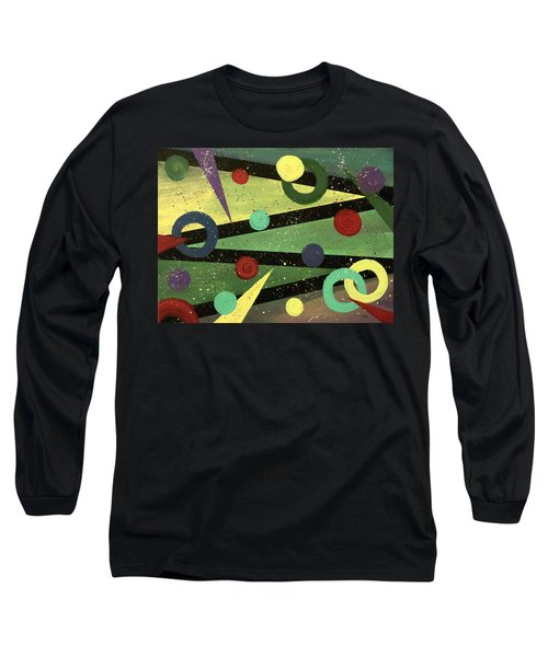 Celebration Long Sleeve T-Shirt by Teresa Wing