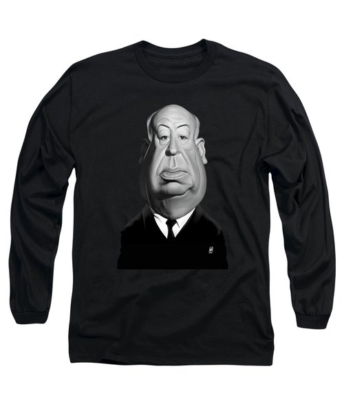 Celebrity Sunday - Alfred Hitchcock Long Sleeve T-Shirt