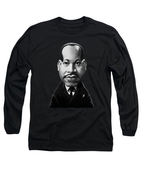 Celebrity Sunday - Martin Luther King Long Sleeve T-Shirt