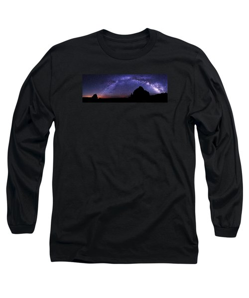 Celestial Arch Long Sleeve T-Shirt by Chad Dutson