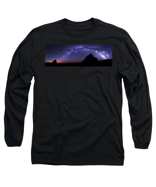 Celestial Arch Long Sleeve T-Shirt