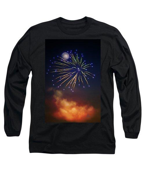 Celestial Celebration  Long Sleeve T-Shirt