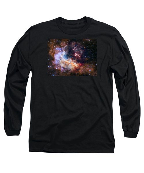 Celebrating Hubble's 25th Anniversary Long Sleeve T-Shirt