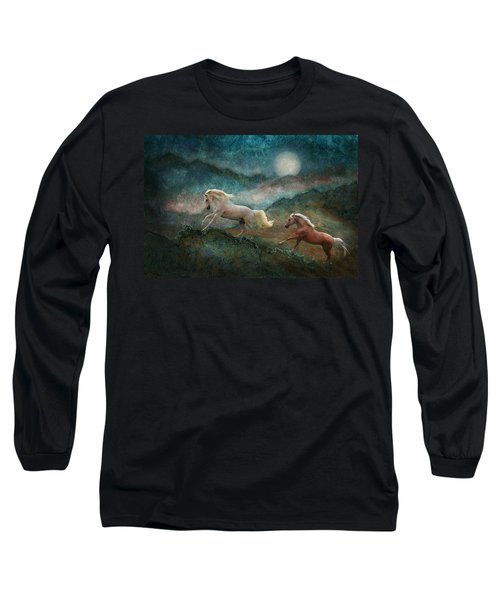 Celestial Stallions Long Sleeve T-Shirt