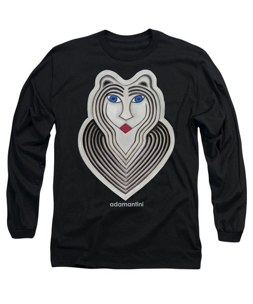 Celestial Woman Long Sleeve T-Shirt