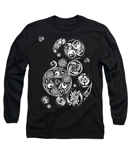 Celtic Clockwork Long Sleeve T-Shirt