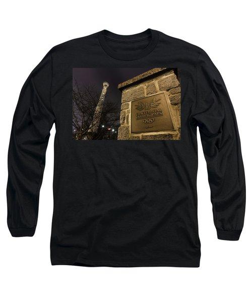 Centennial Park 1 Long Sleeve T-Shirt