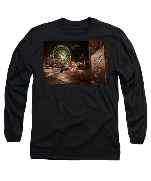 Centennial Park 2 Long Sleeve T-Shirt