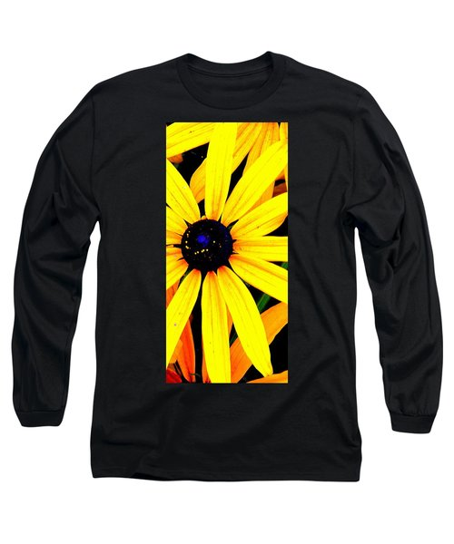 Center Of Attention Long Sleeve T-Shirt by Antonia Citrino