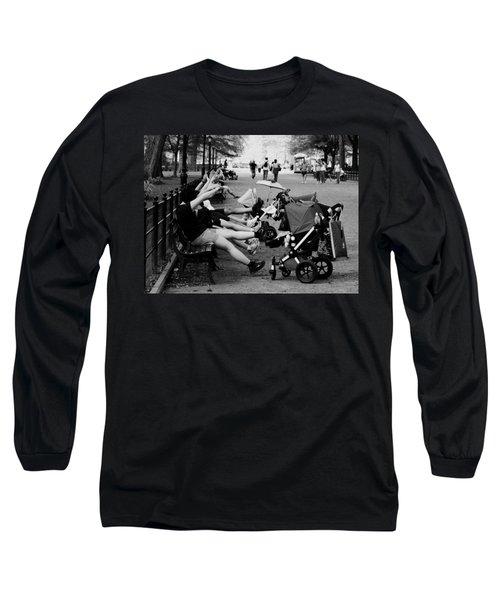 Central Park New York City Long Sleeve T-Shirt