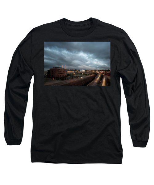 Cereal And Grits Long Sleeve T-Shirt